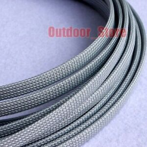 10mm Braided Tubing Expandable Sleeving Cable Wire Sheathing Braided Loom Tubing