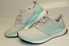 Adidas NEW Solar Boost Clear Mint D97432 Womens 10.5 43 1/3 Sneakers Shoes
