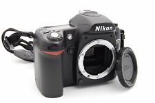 Nikon D D80 10.2MP Digital SLR Camera - Black (Body Only) - Shutter Count: 2942