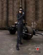 So Toys Catwoman Suit for 1/6 Phicen CY Hot toys  Female Figures body SO-T06