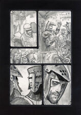 SIMON BISLEY Tower Chronicles p19 ORIGINAL COMIC ART