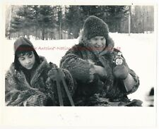 """""""Mon oncle Antoine""""-National Film Board of Canada-8"""" x 10"""" B & W Photo-1971-#453"""