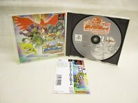 PS1 MONSTER FARM BATTLE CARD with SPINE CARD * PlayStation JAPAN Video Game p1