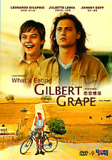 What's Eating Gilbert Grape - Johnny Depp, Leonardo DiCaprio - DVD NEW