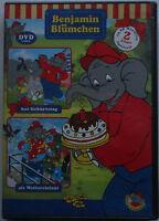 Benjamin Blümchen DVD Der Gorilla ist weg / Als Kinderarzt 2 Filme 55 Min.