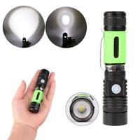 Portable LED Multi Functional Lamp T6 Torchlight Outdoor Usb Rechargeable GA