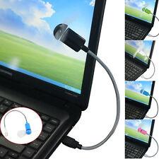 portable Flexible USB MINI VENTILATEUR DE REFROIDISSEMENT glacière