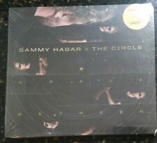 Sammy Hagar and the Circle space between cd new sealed