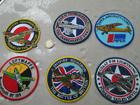 Patch Warbirds Me-109 / Jagdflugzeug / WW2 / RAF / USA Avion Aircraft YAKAiR