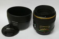 smc Pentax DA*  1,4 / 55 mm SDM Objektiv gebraucht