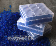 4 Box BLUE Reusable Silica Gel Desiccant Moisture Moistureproof