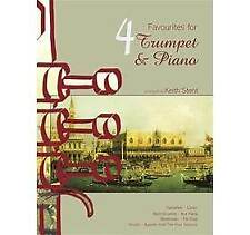 More details for 4 favourites for trumpet & piano - arr keith stent - pub mayhew