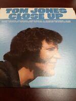 Record Album LP Tom Jones Close Up VG