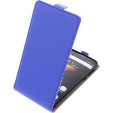 Funda para Cubot Dinosaur / NOTE S protectora Teléfono Móvil con tapa Azul