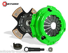 MITSUKO STAGE 3 CLUTCH KIT fits 93-03 FORD PROBE MAZDA MX6 PROTEGE MAZDASPEED 2L