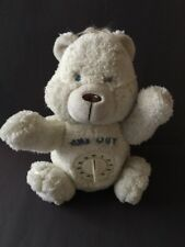 Time Out Bear Beige Plush Bear Talking And With Timer