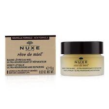 Nuxe Reve De Miel Ultra-Nourishing & Repairing Honey Lip Balm - For Very 15ml