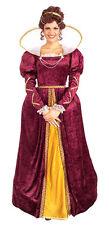 Adult Std. Deluxe Queen Elizabeth Adult Costume - Medieval and Renaissance Costu