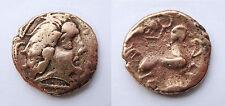 PICTONES, PICTONS, statère à la main, 1e siècle avant Jc, 6,68 grms Coins Gallic