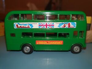 Budgie 236 Routemaster Bus Made In England