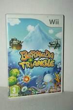BERMUDA TRIANGLE GIOCO USATO OTTIMO NINTENDO Wii EDIZIONE ITALIANA PAL PR1 52448