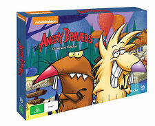 BRAND NEW The Angry Beavers Collector's Box (DVD, 10-Disc Set) R4