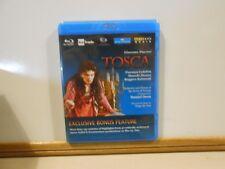 Giacomo Puccini - Tosca Blu-ray Opera/Ballet Fiorenza Cedolins Daniel Oren