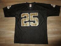 Reggie Bush #25 New Orleans Saints NFL Jersey XL mens