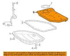 TOYOTA OEM 90-93 Celica Automatic Transaxle-Filter 3533012020