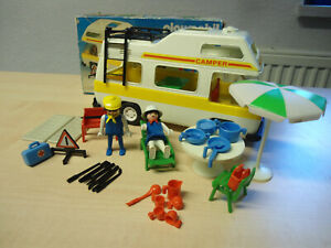 "Playmobil Klicky Set 3258 "" Camper""  gebraucht"