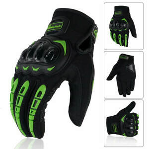 Motorcycle Glove Touch Screen Outdoor Motorbike Racing Power Sports Summer Glove