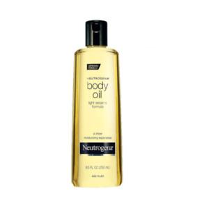 Neutrogena Body Oil  250ml  8.4oz Light Sesame Formula