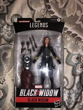 Marvel Legends Black Widow BAF Crimson Dynamo. Mint