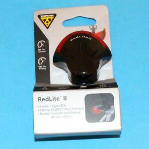 Topeak RedLite II Tail Light (Black)