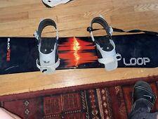 loop black fire Kids Snowboard