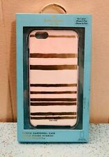Kate Spade New York Hybrid Case for iPhone 6 Plus/6s Plus - Bone White/Gold