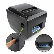 300mm/sec 80mm ESC/POS USB High-Speed AUTO-CUT Thermal Dot Receipt Printer HM