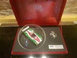 Ferrari 333 SP/99 BBR 1/43 24H LM 1999 SERIE LIMITATA 0/200