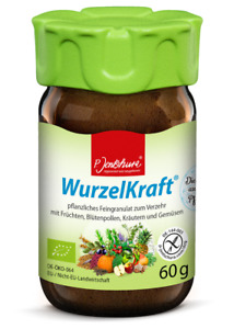 (27,50€/100g) P. Jentschura WurzelKraft BIO 60g