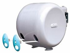 30 METRE MINKY RETRACTABLE CLOTHES WASHING DRYING LINE - FREE UK POSTAGE