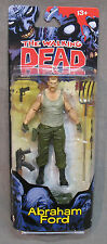 The Walking Dead Comic Book Series 4 Abraham Ford Action Figure