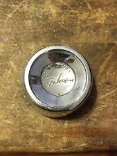 Original 1960 Ford Falcon Chrome Horn Ring Button Emblem