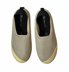 Mahabis Summer Womens Indoor Outdoor Slippers Size 7 Eu 38 Sala Stone