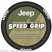 jeep truck suv 4x4 car cherokee mud steering wheel cover leather grip protector