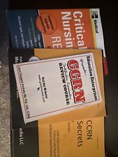 CCRN Review Books