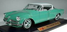1:18 Maisto Green 1953 Studebaker Starliner Item # 31651