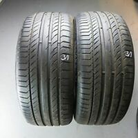 2x Continental ContiSportContact 5P MO 285/45 R21 109Y 2315 7 mm Sommerreifen