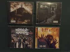 Cypress Hill / KRS ONE / Delinquent Habits Lot Of 4 CDs