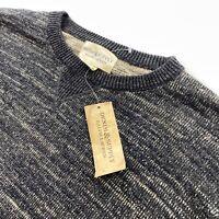 NEW Ralph Lauren Denim & Supply Women's Knit Sweater Chunky Gray • XL