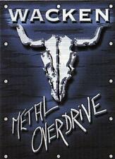 Metal Overdrive von Wacken,Various Artists (2003) - DVD NEU
